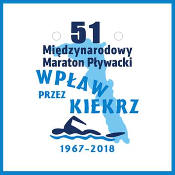"""51. """"Wpław przez Kiekrz"""" – komunikat organizacyjny"""